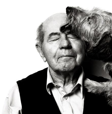 Emil-Zatopek-and-dog