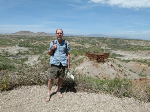 TZ_peter_at_olduvai