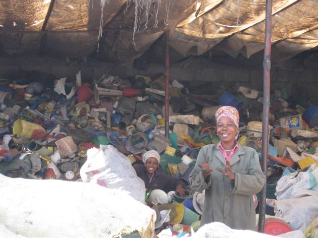 Recycling Worker - Arusha