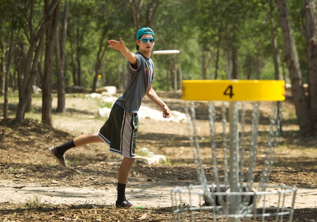 061212 Guerrero Disc Golf